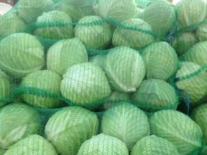 Маркировка овощей