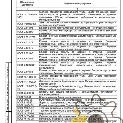Технические условия на калорифер электрический стр.19