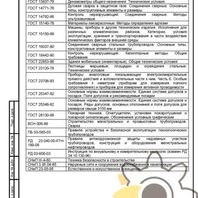 Технические условия на канализационные насосные станции стр.24