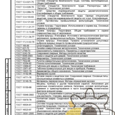 Технические условия на двери противопожарные металлические стр. 26