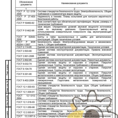 Технические условия на конвейеры ленточные стационарные стр.21