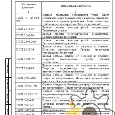 Технические условия на навески экскаваторные стр.25