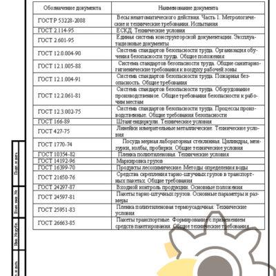 Технические условия на алкотестер одноразовый стр.16