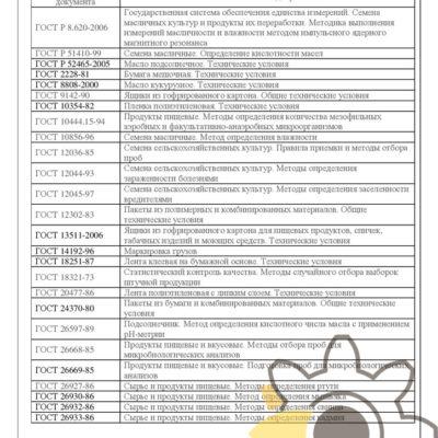 Технические условия на семена подсолнечника обжаренные стр.8
