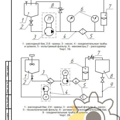 Технические условия на фильтрующий элемент стр.16