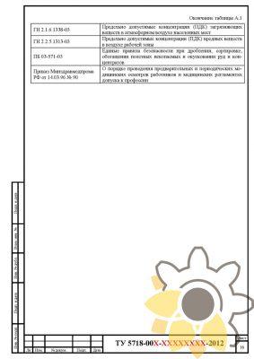 Технические условия на щебеночно-песчаные смеси стр.16
