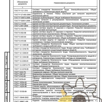 Технические условия на печи сушки и полимеризации стр.32