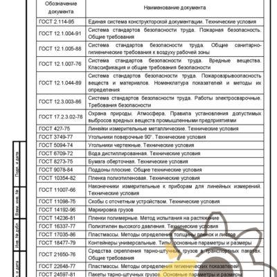 Технические условия на пленку полиэтиленовую стр.20